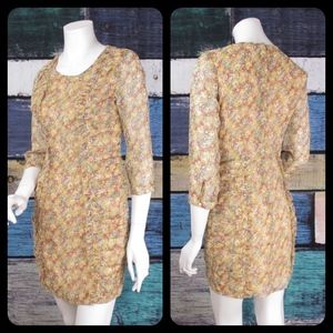 Ark & Co ModCloth Floral Dress